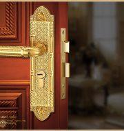 Khóa cửa gỗ G15