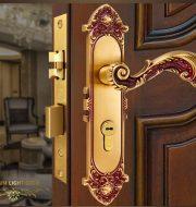 Khóa cửa gỗ G11