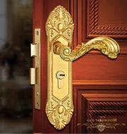 Khóa cửa gỗ G13